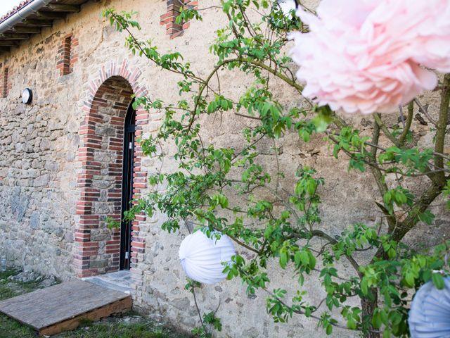 Le mariage de Anthony et Marie à Les Herbiers, Vendée 13