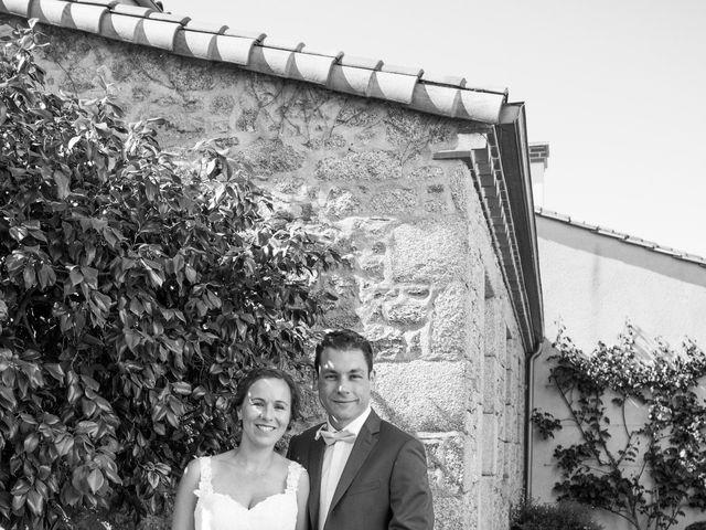 Le mariage de Anthony et Marie à Les Herbiers, Vendée 15