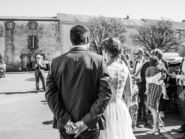 Le mariage de Anthony et Marie à Les Herbiers, Vendée 16