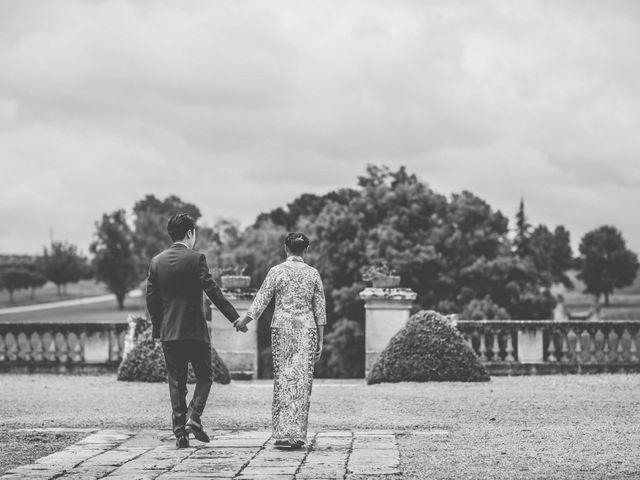 Le mariage de Gary et Cherrine à Monestier, Dordogne 21