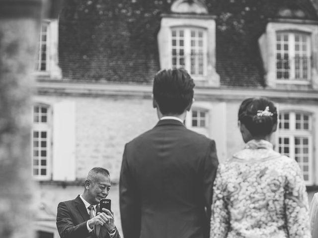 Le mariage de Gary et Cherrine à Monestier, Dordogne 22
