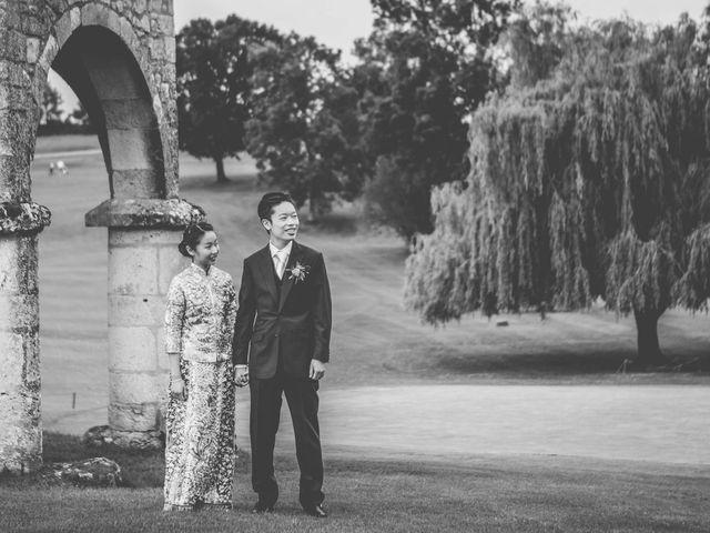 Le mariage de Gary et Cherrine à Monestier, Dordogne 23
