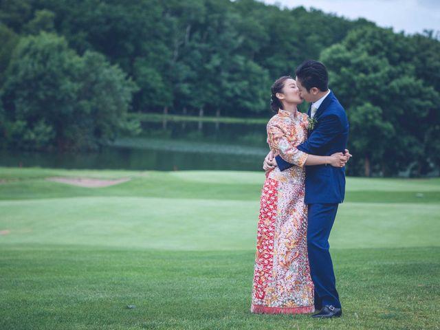 Le mariage de Gary et Cherrine à Monestier, Dordogne 27