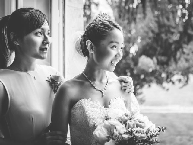 Le mariage de Gary et Cherrine à Monestier, Dordogne 36