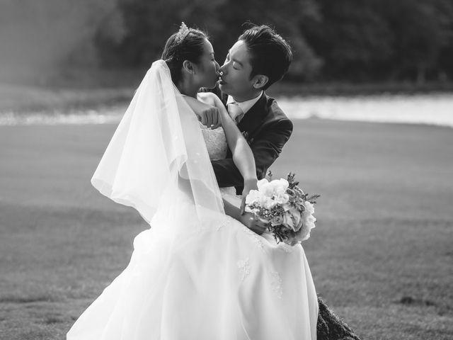Le mariage de Gary et Cherrine à Monestier, Dordogne 56