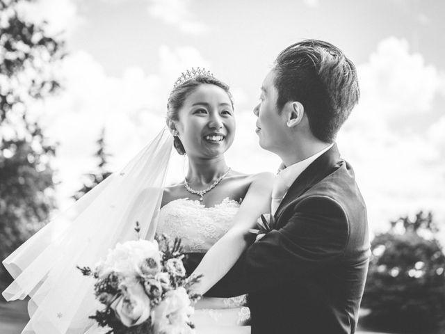 Le mariage de Gary et Cherrine à Monestier, Dordogne 57