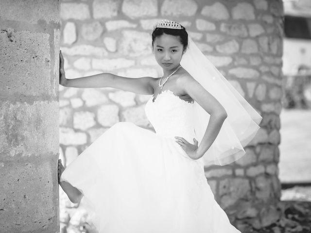 Le mariage de Gary et Cherrine à Monestier, Dordogne 61