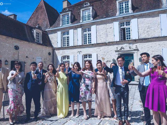 Le mariage de Gary et Cherrine à Monestier, Dordogne 71