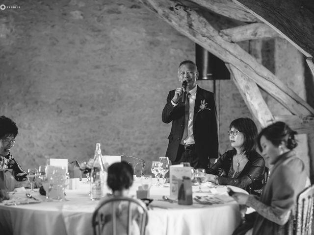 Le mariage de Gary et Cherrine à Monestier, Dordogne 76