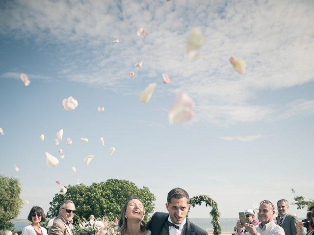 Le mariage de Florian et Caroline à Villeneuve-lès-Maguelone, Hérault 25