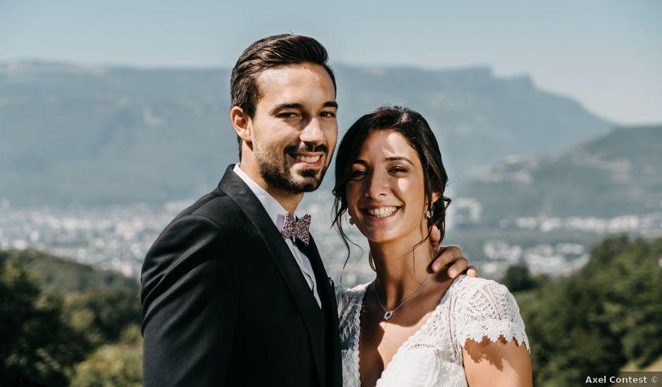 Le mariage de Jolan et Loredanne à Venon, Isère