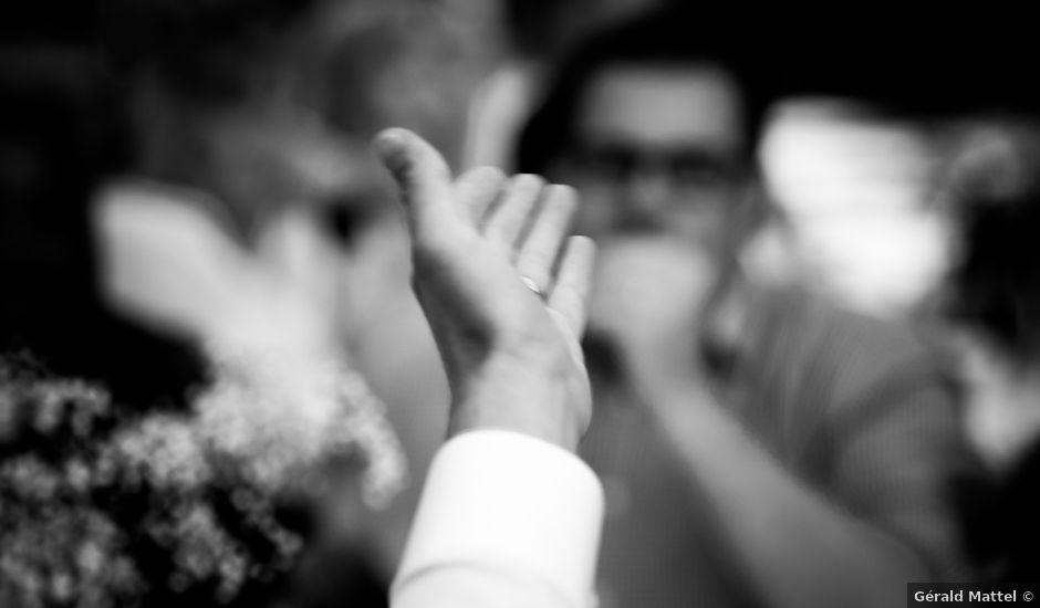 Le mariage de Chris et Lucy à Saint-Martin-d'Uriage, Isère