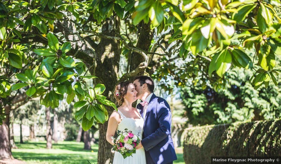 Le mariage de Anthony et Marie à Les Herbiers, Vendée