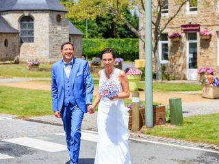 Le mariage de Stéphanie et Goulven