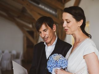 Le mariage de Isabelle et Gil
