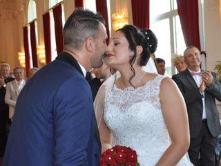 Le mariage de Elise et Alexandre 1
