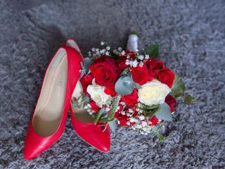 Le mariage de Julie et Martial 1