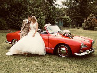Le mariage de Lea et Louis