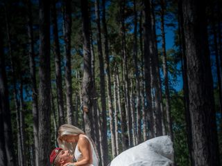 Le mariage de Heather et Adrien