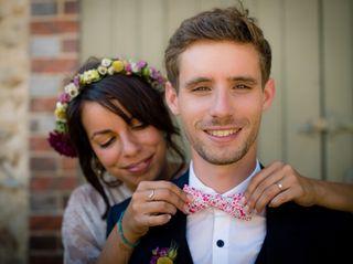 Le mariage de Delphy et Laurent