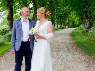 Le mariage de Kathy et David