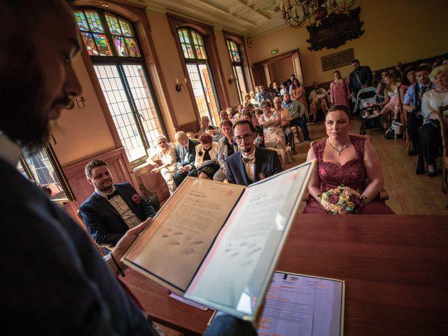 Le mariage de Maximilien et Sophie à Oignies, Pas-de-Calais 2