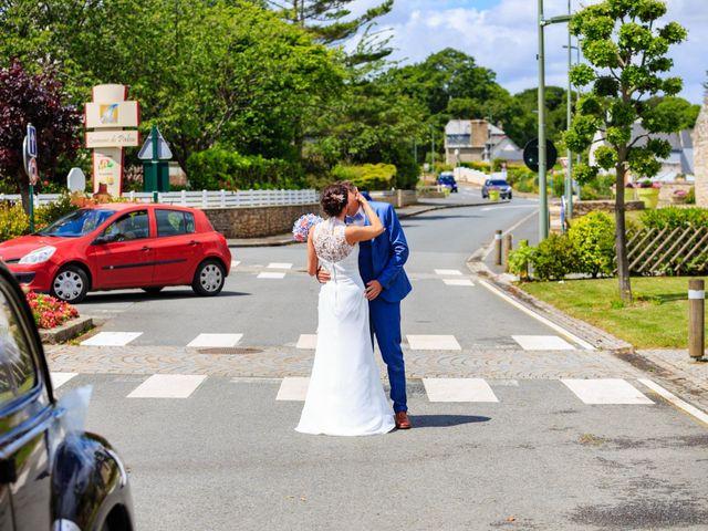 Le mariage de Goulven et Stéphanie à Pabu, Côtes d'Armor 8
