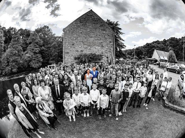Le mariage de Goulven et Stéphanie à Pabu, Côtes d'Armor 1