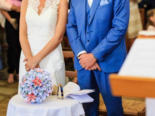 Le mariage de Goulven et Stéphanie à Pabu, Côtes d'Armor 12