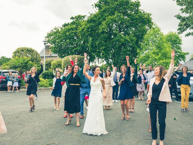 Le mariage de Goulven et Stéphanie à Pabu, Côtes d'Armor 13