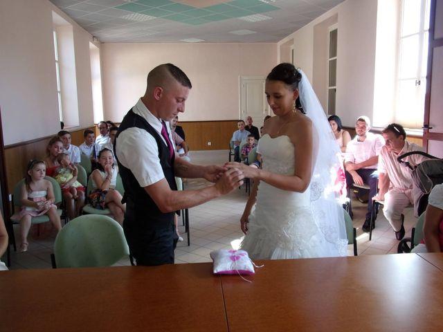 Le mariage de Cindy et Paul à Agnin, Isère 3