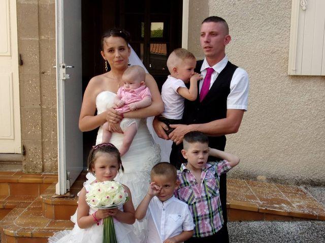 Le mariage de Cindy et Paul à Agnin, Isère 6
