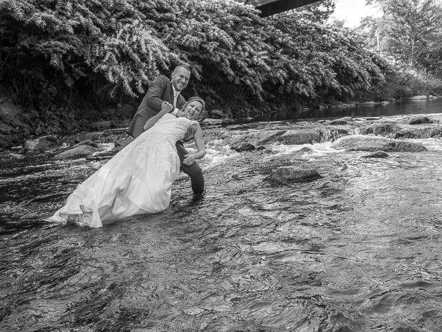 Le mariage de Julien et Sabrina à Bartenheim, Haut Rhin 5