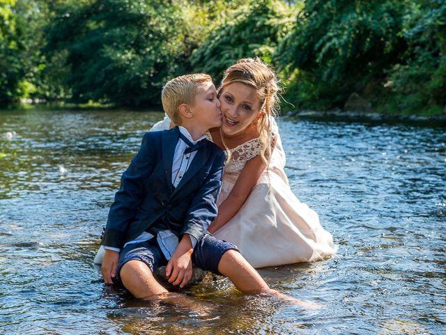 Le mariage de Julien et Sabrina à Bartenheim, Haut Rhin 6