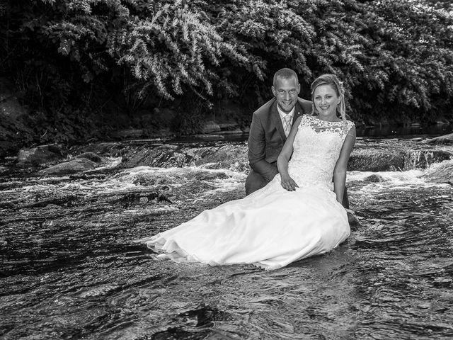Le mariage de Julien et Sabrina à Bartenheim, Haut Rhin 7