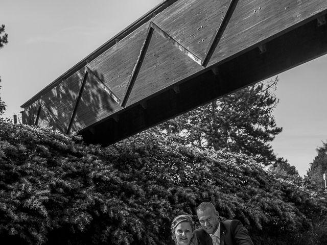 Le mariage de Julien et Sabrina à Bartenheim, Haut Rhin 10