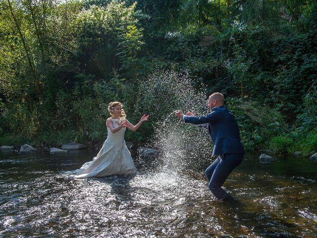 Le mariage de Julien et Sabrina à Bartenheim, Haut Rhin 12