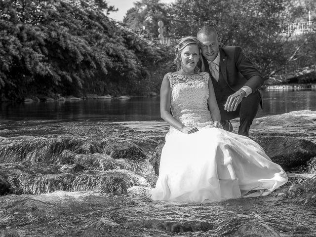Le mariage de Julien et Sabrina à Bartenheim, Haut Rhin 13