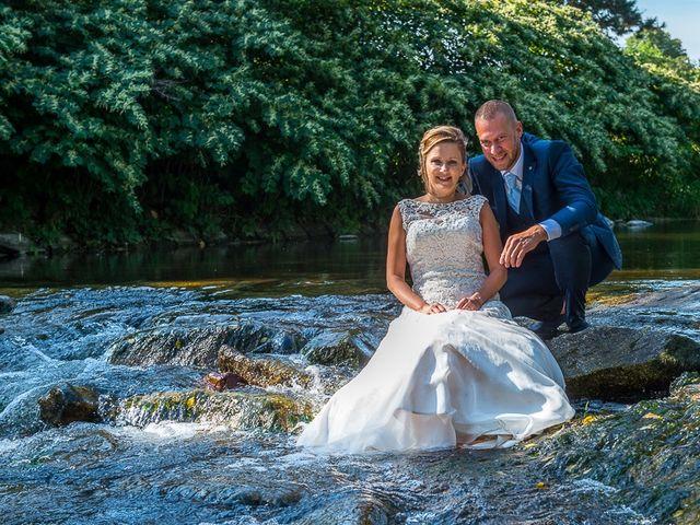 Le mariage de Julien et Sabrina à Bartenheim, Haut Rhin 14