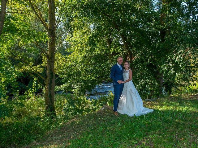 Le mariage de Julien et Sabrina à Bartenheim, Haut Rhin 19