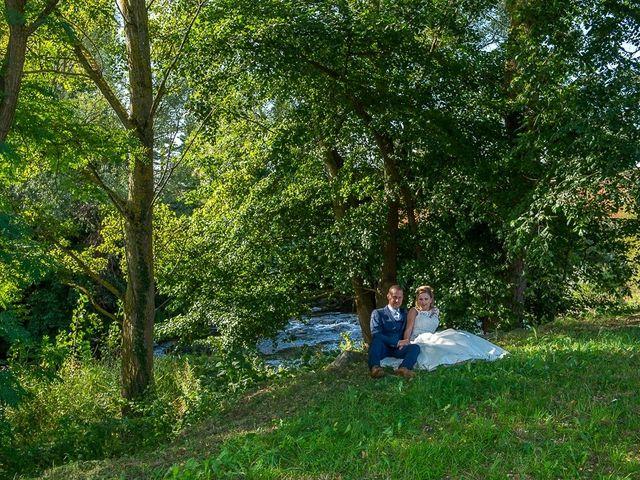 Le mariage de Julien et Sabrina à Bartenheim, Haut Rhin 21