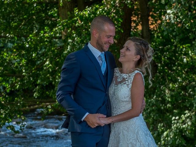 Le mariage de Julien et Sabrina à Bartenheim, Haut Rhin 22