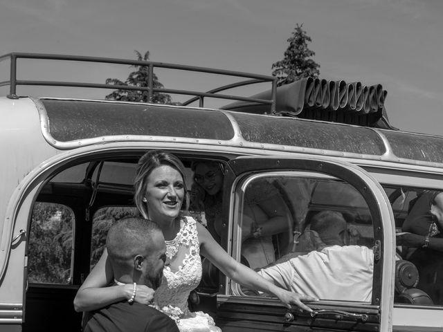 Le mariage de Julien et Sabrina à Bartenheim, Haut Rhin 28