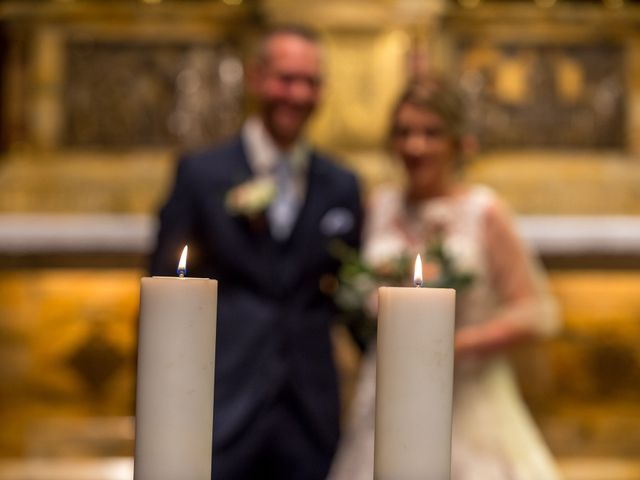 Le mariage de Julien et Sabrina à Bartenheim, Haut Rhin 34