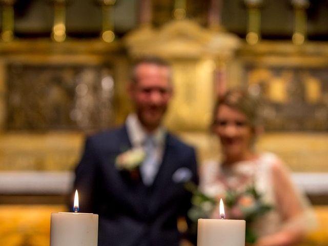 Le mariage de Julien et Sabrina à Bartenheim, Haut Rhin 36