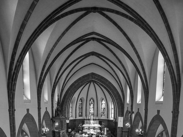 Le mariage de Julien et Sabrina à Bartenheim, Haut Rhin 42
