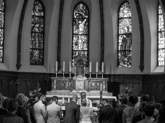 Le mariage de Julien et Sabrina à Bartenheim, Haut Rhin 45