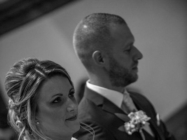 Le mariage de Julien et Sabrina à Bartenheim, Haut Rhin 51