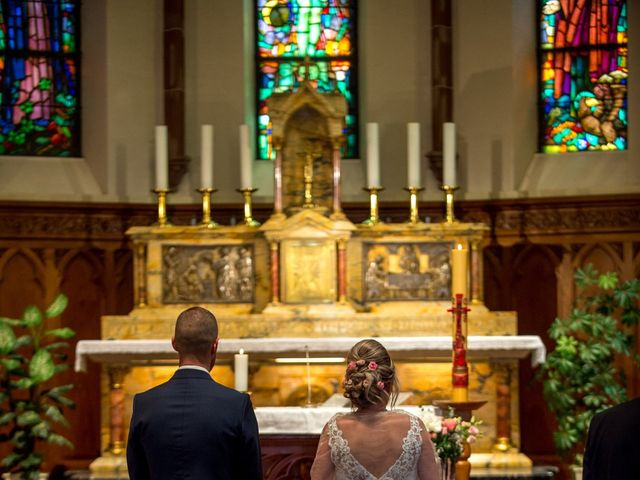 Le mariage de Julien et Sabrina à Bartenheim, Haut Rhin 59