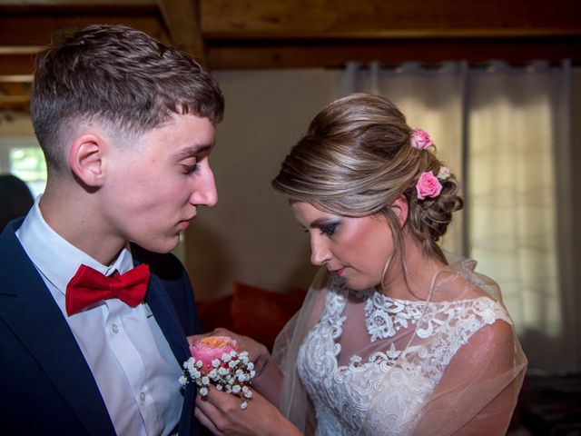 Le mariage de Julien et Sabrina à Bartenheim, Haut Rhin 63